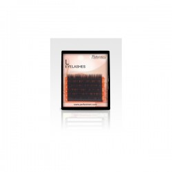 Mini L-Lash Natural 0,20 (curve) Blakstienos